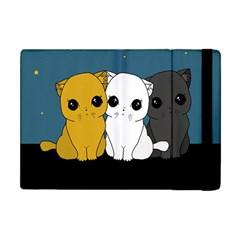 Cute Cats Apple Ipad Mini Flip Case