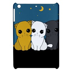 Cute Cats Apple Ipad Mini Hardshell Case