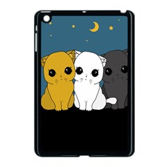 Cute Cats Apple Ipad Mini Case (black)