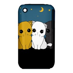 Cute Cats Iphone 3s/3gs