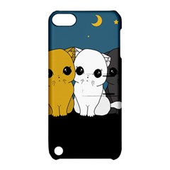 Cute Cats Apple Ipod Touch 5 Hardshell Case With Stand