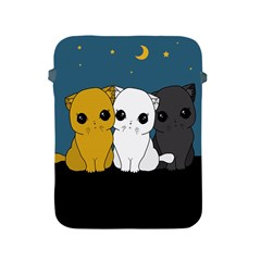 Cute Cats Apple Ipad 2/3/4 Protective Soft Cases