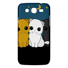 Cute Cats Samsung Galaxy Mega 5 8 I9152 Hardshell Case