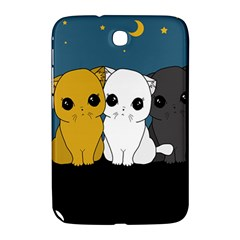 Cute Cats Samsung Galaxy Note 8 0 N5100 Hardshell Case