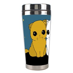 Cute Cats Stainless Steel Travel Tumblers
