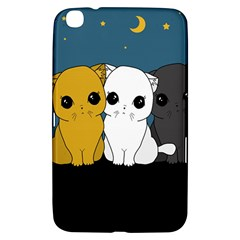 Cute Cats Samsung Galaxy Tab 3 (8 ) T3100 Hardshell Case