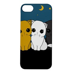 Cute Cats Apple Iphone 5s/ Se Hardshell Case