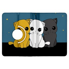 Cute Cats Kindle Fire Hdx Flip 360 Case
