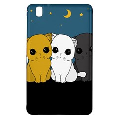Cute Cats Samsung Galaxy Tab Pro 8 4 Hardshell Case