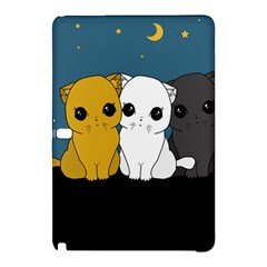 Cute Cats Samsung Galaxy Tab Pro 12 2 Hardshell Case