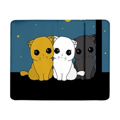 Cute Cats Samsung Galaxy Tab Pro 8 4  Flip Case