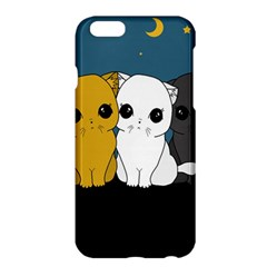 Cute Cats Apple Iphone 6 Plus/6s Plus Hardshell Case
