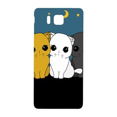 Cute Cats Samsung Galaxy Alpha Hardshell Back Case