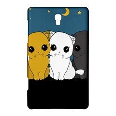 Cute Cats Samsung Galaxy Tab S (8 4 ) Hardshell Case