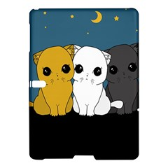 Cute Cats Samsung Galaxy Tab S (10 5 ) Hardshell Case