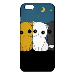 Cute Cats Iphone 6 Plus/6s Plus Tpu Case