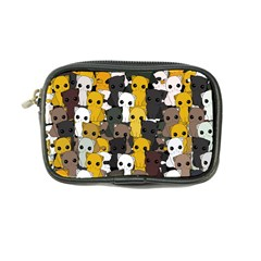 Cute Cats Pattern Coin Purse