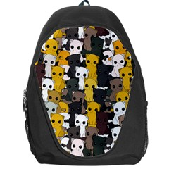 Cute Cats Pattern Backpack Bag