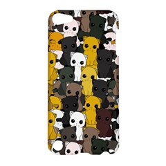 Cute Cats Pattern Apple Ipod Touch 5 Hardshell Case