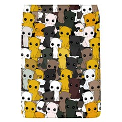 Cute Cats Pattern Flap Covers (s)