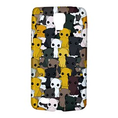 Cute Cats Pattern Galaxy S4 Active