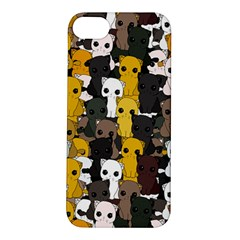 Cute Cats Pattern Apple Iphone 5s/ Se Hardshell Case