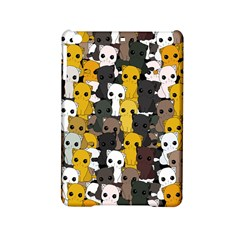 Cute Cats Pattern Ipad Mini 2 Hardshell Cases