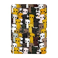 Cute Cats Pattern Galaxy Note 1