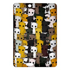 Cute Cats Pattern Amazon Kindle Fire Hd (2013) Hardshell Case