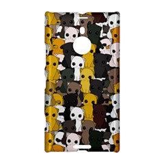 Cute Cats Pattern Nokia Lumia 1520
