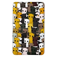 Cute Cats Pattern Samsung Galaxy Tab Pro 8 4 Hardshell Case