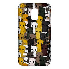 Cute Cats Pattern Galaxy S5 Mini
