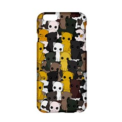 Cute Cats Pattern Apple Iphone 6/6s Hardshell Case