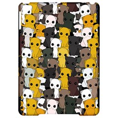 Cute Cats Pattern Apple Ipad Pro 9 7   Hardshell Case