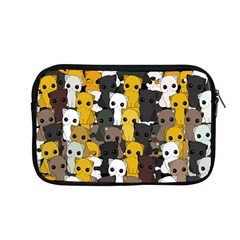 Cute Cats Pattern Apple Macbook Pro 13  Zipper Case