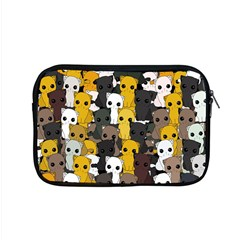 Cute Cats Pattern Apple Macbook Pro 15  Zipper Case