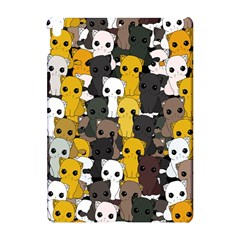 Cute Cats Pattern Apple Ipad Pro 10 5   Hardshell Case