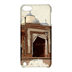 Agra Taj Mahal India Palace Apple Ipod Touch 5 Hardshell Case With Stand