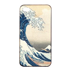 The Classic Japanese Great Wave Off Kanagawa By Hokusai Apple Iphone 4/4s Seamless Case (black)