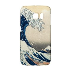 The Classic Japanese Great Wave Off Kanagawa By Hokusai Galaxy S6 Edge