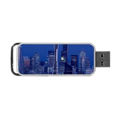 Space Needle Seattle Washington Portable Usb Flash (two Sides)