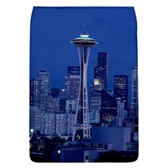 Space Needle Seattle Washington Flap Covers (l)