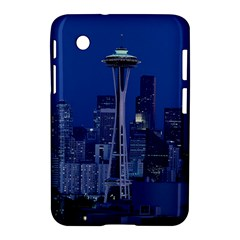 Space Needle Seattle Washington Samsung Galaxy Tab 2 (7 ) P3100 Hardshell Case