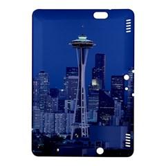 Space Needle Seattle Washington Kindle Fire Hdx 8 9  Hardshell Case