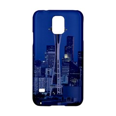 Space Needle Seattle Washington Samsung Galaxy S5 Hardshell Case