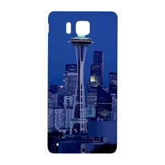 Space Needle Seattle Washington Samsung Galaxy Alpha Hardshell Back Case