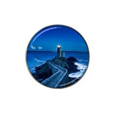Plouzane France Lighthouse Landmark Hat Clip Ball Marker (4 Pack)