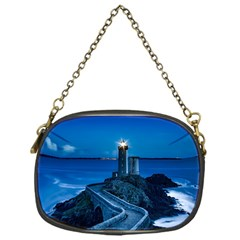 Plouzane France Lighthouse Landmark Chain Purses (one Side)
