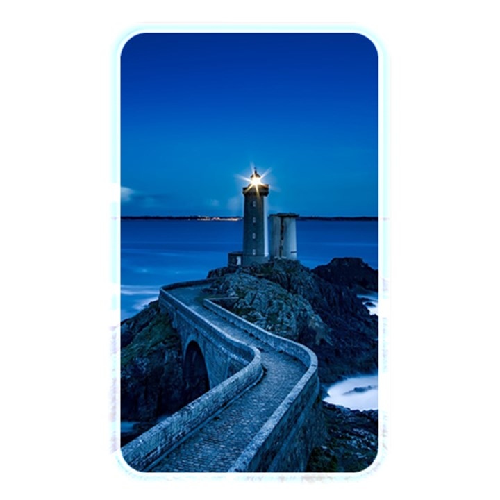 Plouzane France Lighthouse Landmark Memory Card Reader