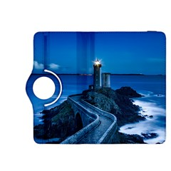 Plouzane France Lighthouse Landmark Kindle Fire Hdx 8 9  Flip 360 Case